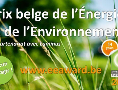 Prix belge de l'Energie et de l'Environnement