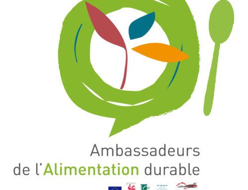 De nouveaux Ambassadeurs de l'alimentation durable inclusive