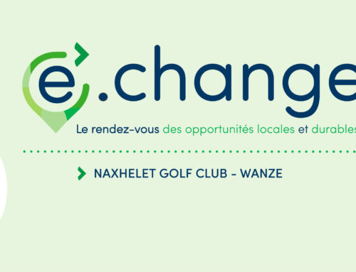 """""""e.change"""" – Le rendez-vous des opportunités locales et durables"""