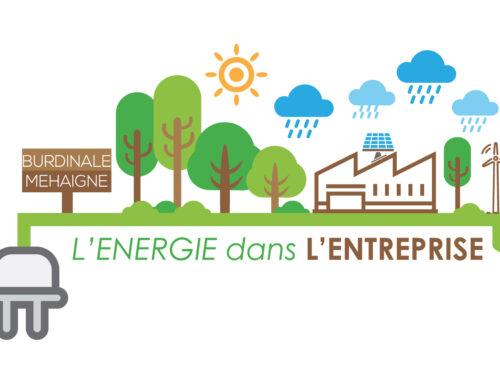 """Appel à Projets 2021 """"L'énergie dans l'entreprise""""… C'est parti !"""